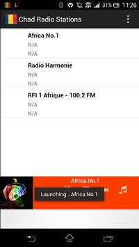 Chad Radio Stations screenshot 6