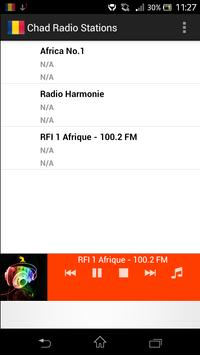 Chad Radio Stations screenshot 9