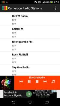 Cameroon Radio Stations screenshot 4