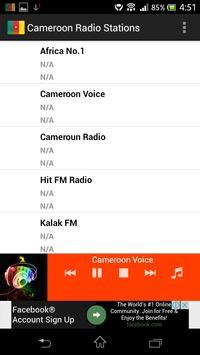 Cameroon Radio Stations screenshot 5