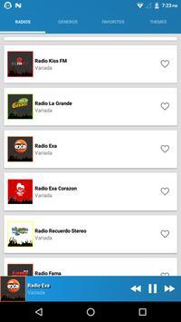 Radios de Guatemala screenshot 2