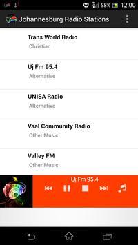 Johannesburg Radio Stations screenshot 4
