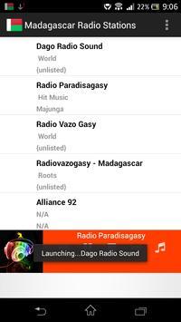 Madagascar Radio Stations poster