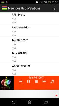 Mauritius Radio Stations screenshot 3