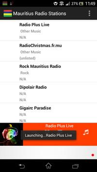 Mauritius Radio Stations poster