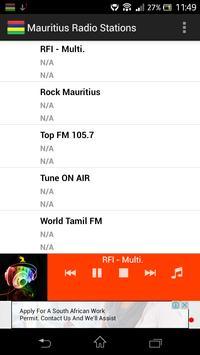 Mauritius Radio Stations screenshot 19