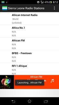 Sierra Leone Radio Stations screenshot 18