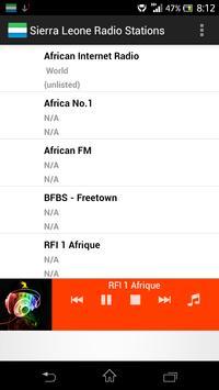 Sierra Leone Radio Stations screenshot 19