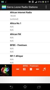 Sierra Leone Radio Stations screenshot 2