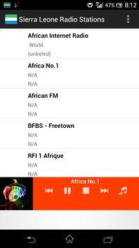 Sierra Leone Radio Stations screenshot 5