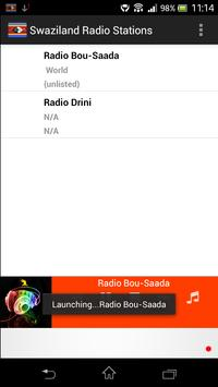 Swaziland Radio Stations screenshot 3