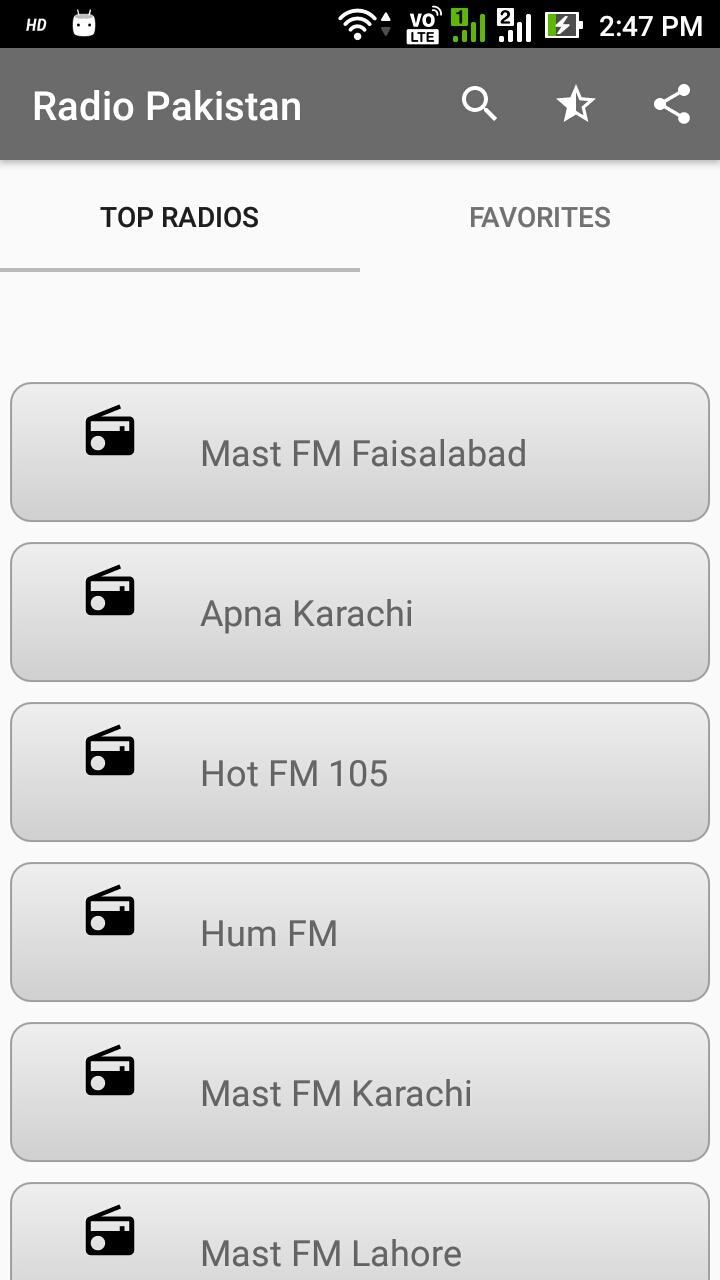 Radio Pakistan for Android - APK Download