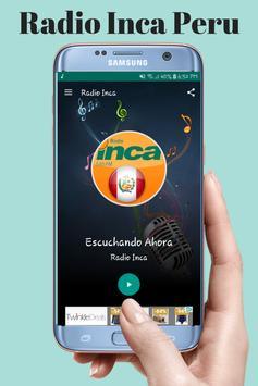 Radio Inca poster