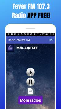 Fever FM 107.3 Radio Free Online UK screenshot 6