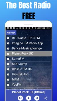Fever FM 107.3 Radio Free Online UK screenshot 1