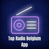Top Radio Belgium App Topradio Live Belgie Stream icon
