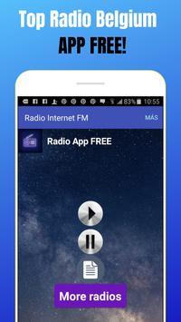 Top Radio Belgium App Topradio Live Belgie Stream poster