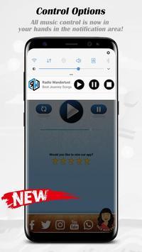 Radio Wanderlust screenshot 1