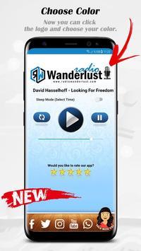 Radio Wanderlust screenshot 2