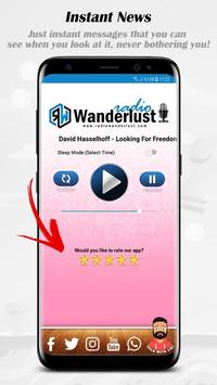 Radio Wanderlust screenshot 5