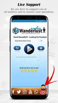 Radio Wanderlust screenshot 6