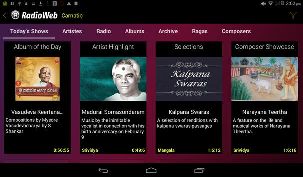 RadioWeb screenshot 9