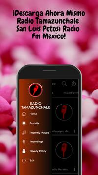 Radio Tamazunchale San Luis Potosi Radio Fm Mexico poster