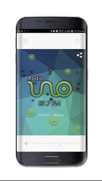 Radio Uno Punata poster