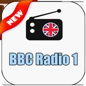 BBC Radio 1 App fm UK free listen Online icon