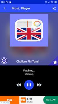 Chellam FM Tamil poster