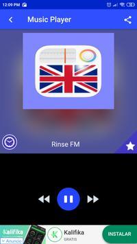 Rinse FM poster