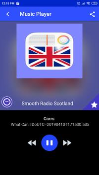 Smooth Radio Scotland poster