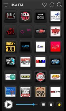 Usa radio all station 2019 screenshot 1