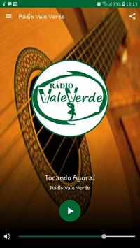 Rádio Vale Verde poster