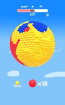 Ball Paint capture d'écran 7