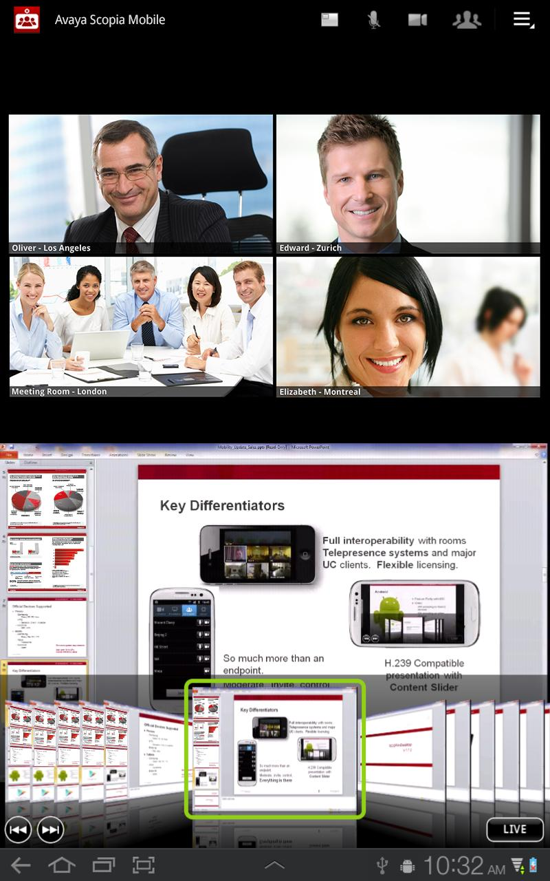 Avaya Scopia Mobile for Android - APK Download