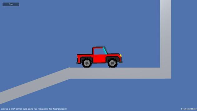 StinchinStein's 2D Vehicle Simulator - Tech Demo poster