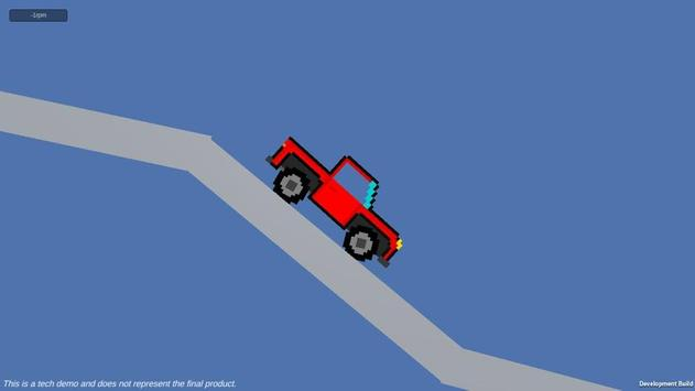 StinchinStein's 2D Vehicle Simulator - Tech Demo screenshot 1