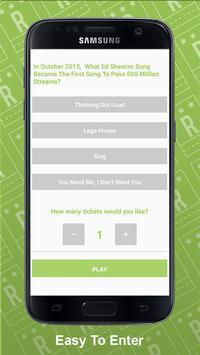 Raffl Ticket screenshot 2