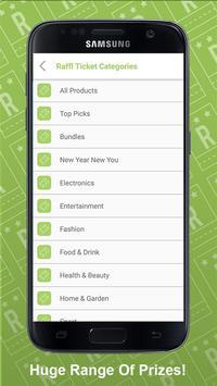 Raffl Ticket screenshot 3