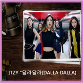 ITZY-DALLA DALLA MP3 icon