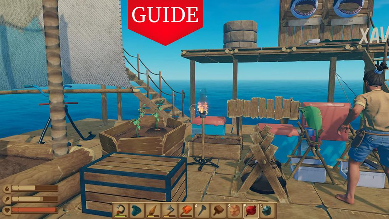 Walkthrough For Raft Survival Game For Android Apk Download