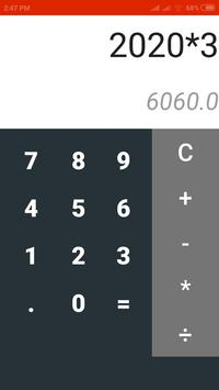 Calculator screenshot 2