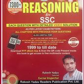 Rakesh Yadav Reasoning Book in English icon