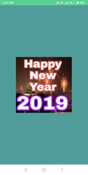 Happy New Year SmS-2019 screenshot 1