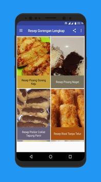 Complete fried recipes screenshot 2