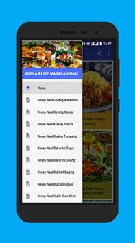 Resep Masakan Nasi screenshot 1