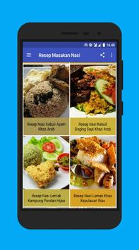 Resep Masakan Nasi screenshot 2