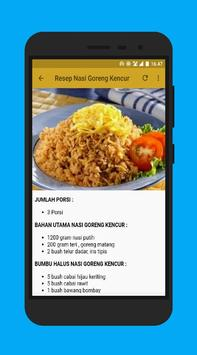 Resep Masakan Nasi screenshot 3