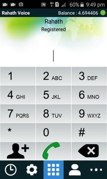 Rahathvoice Platinum screenshot 1